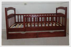 Action for children's single bed Karina Suite