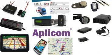 APLICOM A9 NEX - компактный блок GPS телематики