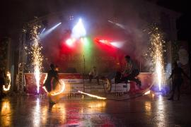 Аренда Спецэффектов: генератор дыма, генератор мыльных пузырей