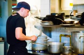 Assistant cook in Poland. Work abroad