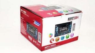 Автомагнітола 2din Pioneer 9903 USB+SD+AUX+пульт підсвітка RGB
