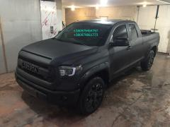 Body cover Toyota Tundra. Tuning pickups BVV. Cover pickup