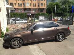 Бронирование фар автомобиля в Киеве недорого