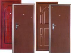 """Броньовані двері """"під ключ """""""