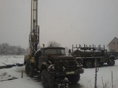 Бурение скважин - надёжно, с гарантией. Киев и область