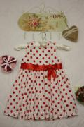 Children's clothing for girls from the manufacturer Businka Dress