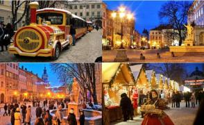 Christmas 2020 in Lviv and the Carpathians! 4-8 January