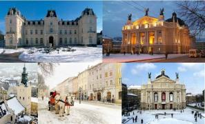 Christmas in Lviv and the Carpathians! 4-8 January