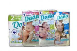 "Diapers ""Dada Premium Extra Soft"" wholesale Poland"
