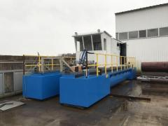 DRW-12 dredger for sand extraction for sale, Kherson