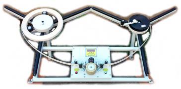 Edge rewinding device UPK-1 (length counter)
