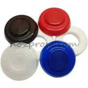 Fasteners for polycarbonate
