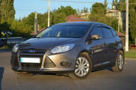 Ford Focus Almost new German car without the drawbacks