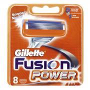 Gillette Fusion Power 8 картриджей в упаковке