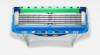 Gillette Fusion ProGlide Power 8 картриджей в упаковке