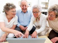 Home work for pensioners
