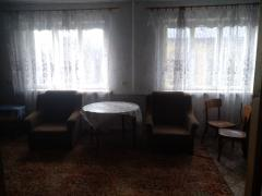 House of 100 sqm on 2 floors. 5 com. the land is 50 acres. Sharivka