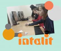 In the new year with new knowledge from the Intalit Computer Academy