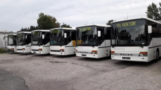 Jobs for driver cat. D in Poland by bus