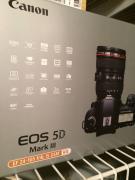 Канон ЭОС 5D Марк III с 22.3 МП Цифровая зеркальная камера W/ EF является УСМ 24