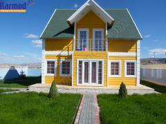 Каркасные дома Karmod, проекты домов в Киеве