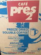 """Кофе весовой растворимый сублимированный """"El Cafe Pres-2"""""""