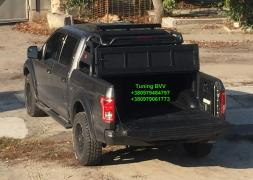 Кришка кузова для пікапа Toyota Tacoma. Кришка на пікап BVV