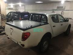 Кришка кузова Фіат Фулбэк, Л200. Тюнінг Fiat Fullback, L200