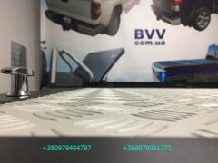 Крышка кузова Тойота Тундра. Тюнинг пикапов BVV. Крышка пикапа