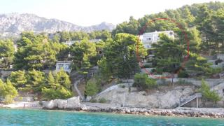 Лето на берегу моря хорватия 2017. Аpartments Рervan