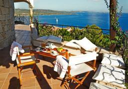 Люкс вилла на севере Сардинии, у моря, для отдыха