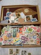 марки почтовые