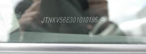 Marking system car Windows