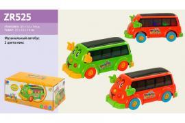 Муз. автобус в коробке