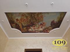 Натяжные потолки в Киеве и Киевской области от ТМ 109
