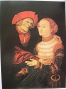 Немецкая станковая живопись XVI века. Книга-альбом