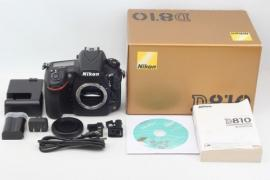 Nikon D810 DSLR камеры с объективами AF-S Nikkor 24-120 мм объектах
