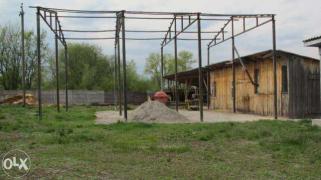 Продам производственную базу 40 км от Киева, в Черниговском напр