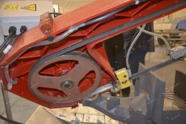 Пила стрічкова для різання металу Bomar Ergonomic 275.230 DG