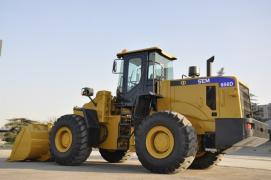 Rent of a wheel loader Kryvyi Rih