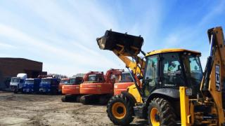 Rental of machinery in Ulyanovsk