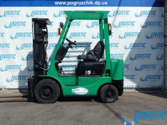 Repair and maintenance of forklifts