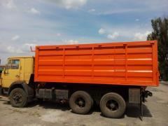 Реставрація вантажних причепів