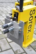 Ручний зигзаг універсальний Sorex CW-50.250