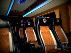 Seat sofas for vans buses, the seats in the van