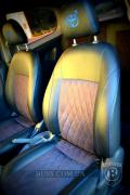 Seat sofas for vans, seats in the van