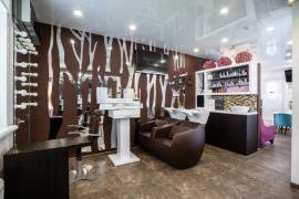 Sell beauty salon
