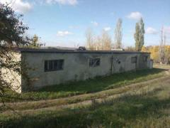 Sell its own premises on the route Bel-d-har in the