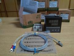 Sell PID temperature controller REX-C700 + relay + thermocouple
