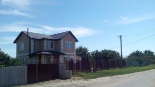 Selling a new house 2016 the year of construction, Polish project